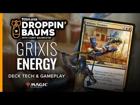 [MTG] Droppin' Baums   DOM Grixis Energy