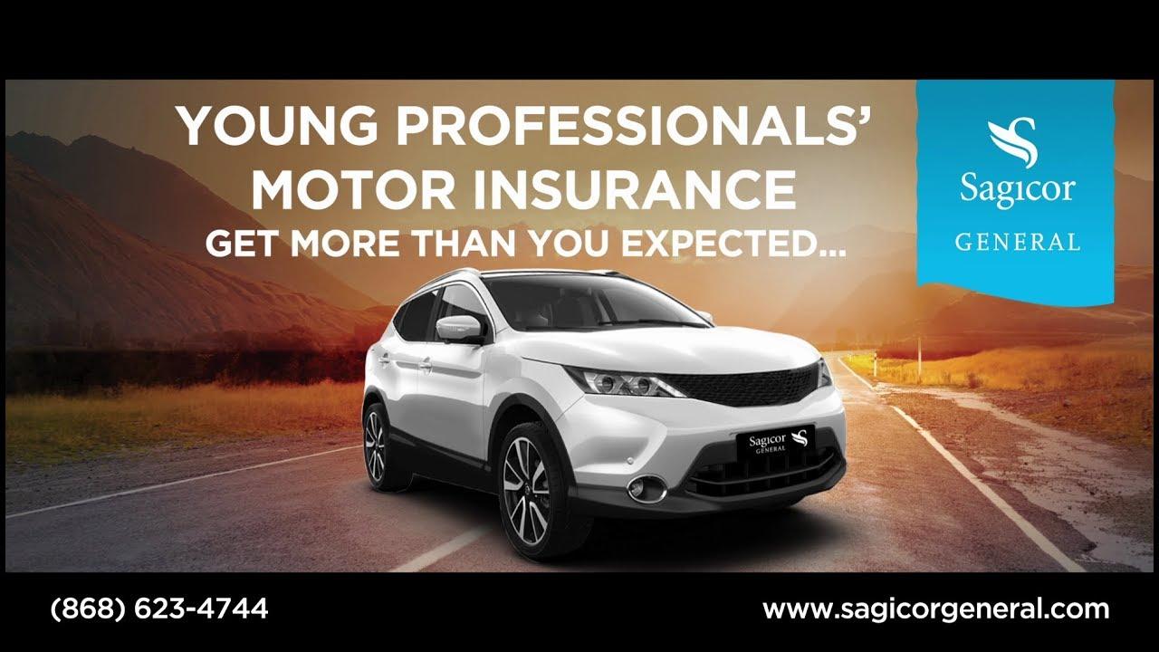 Sagicor General   Young Professionalsu0027 Motor Insurance Billboard Ad [ NH  PRODUCTIONS TT ]