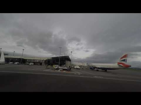 Ryanair Glasgow to Dublin Full Flight