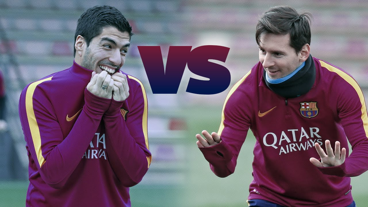Lionel Messi Vs Luis Suarez Which Goal Do You Like The Most Youtube
