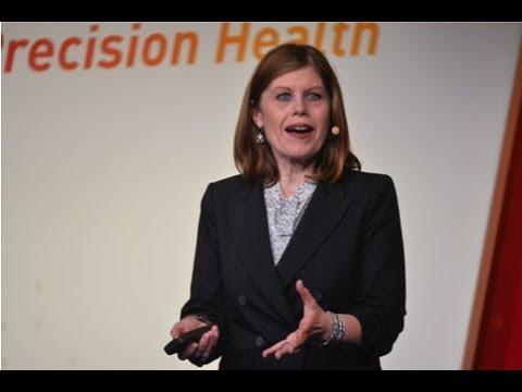Nancy Brown, American Heart Association - Stanford Medicine Big Data | Precision Health 2017