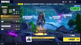 Level 6 Dire Wolf Fortnite Skin Unlocked First look Level 100 Battle Pass