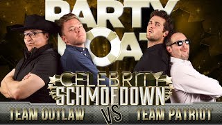 "Brett Davern & Beau Mirchoff from ""Party Boat"" Compete in the Movie Trivia Celebrity Schmoedown"