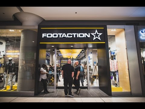 Footaction Toronto Early Access Event