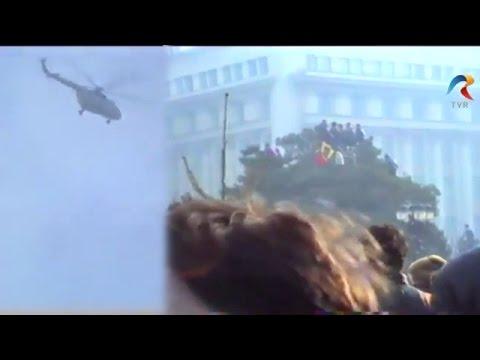 Fuga lui Ceauşescu din 22 decembrie 1989