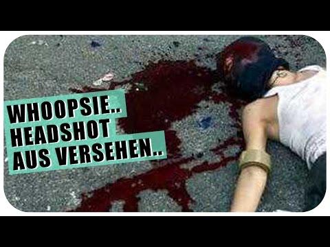 """Über Polizisten, die dir """"aus Versehen"""" in den Kopf schießen - schwarze Löcher in Sibirien - ..."""