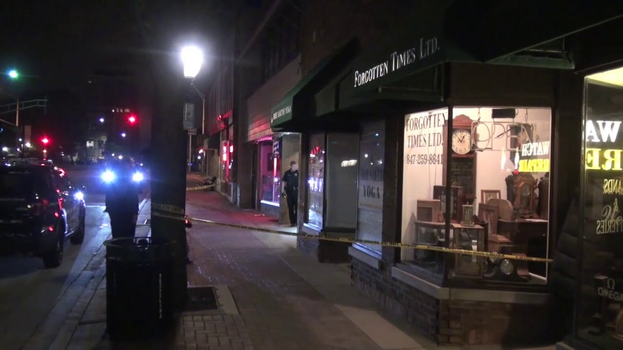 burglaries to jewelry store and yoga business on evergreen