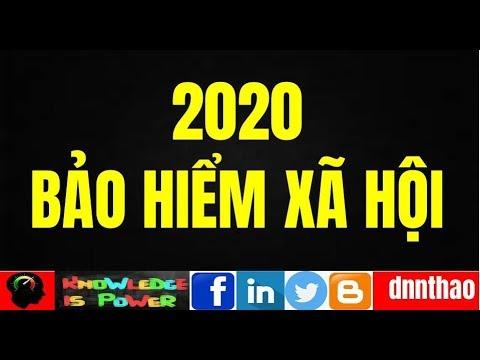 🍎 2020 Mức Lương Tối Thiểu Vùng 1 Đóng BHXH, BHYT, BHTN Là Bao Nhiêu | dnnthao
