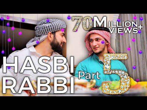 Hasbi Rabbi Jallallah Part 5  Ramzan Naat  Danish F Dar  Dawar Farooq  Best Naat  2019  Naat