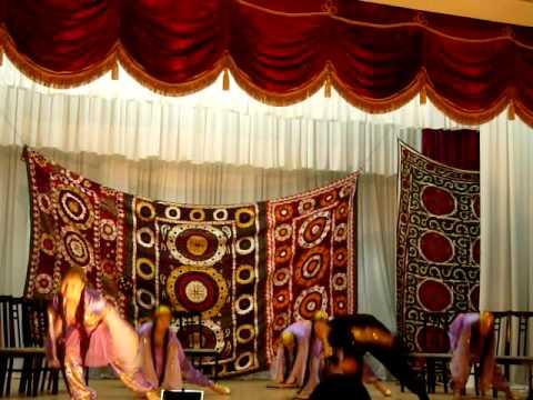 THEATRE PADIDA: (DUSHANBE, TAJIKISTAN) 2010
