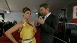 Paula and Ryan Red Carpet