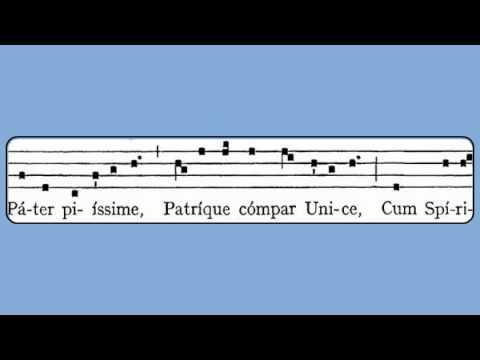 Te Lucis Ante Terminum (Pentecost, Compline)