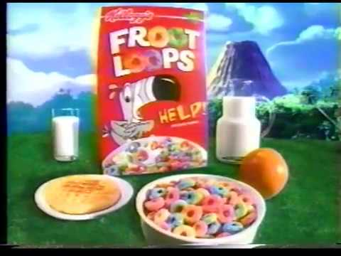 froot loops commercial youtube