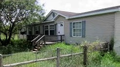 Move in Ready Double Wide for sale in Sandia, Tx