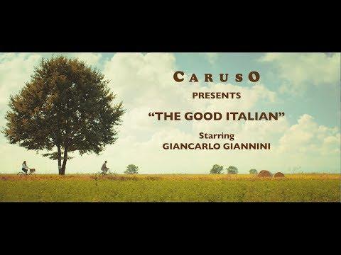 Caruso presents: The Good Italian I - The Farmhouse of Wonders - starring Giancarlo Giannini