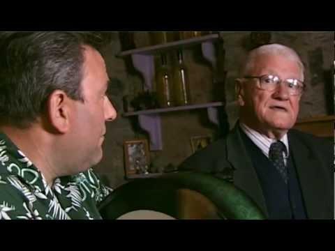 Cavan Session lilting Seamus Fay and Guido Plueschke