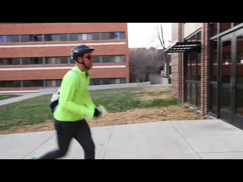 A Day in the Life of Minot State University Professor Dan Conn