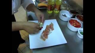 COOKING SHOW IN SPLENDID - MONTENEGRIN LUNCH Thumbnail