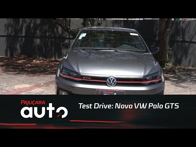 Test Drive: Novo VW Polo GTS