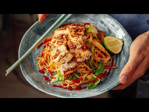 HOW TO MAKE TOFU TASTY | my post work out meals