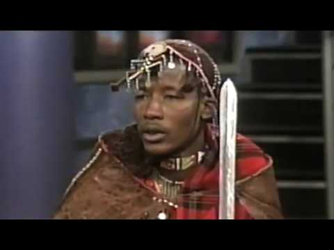 Interview with Maasai Chief Salaton Ole Ntutu