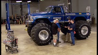 Download The Original BigFoot Engine Build Part 1- Engine Power Season 2, Episode 4 Mp3 and Videos