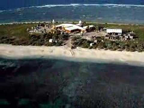Willis Island Aerial Video