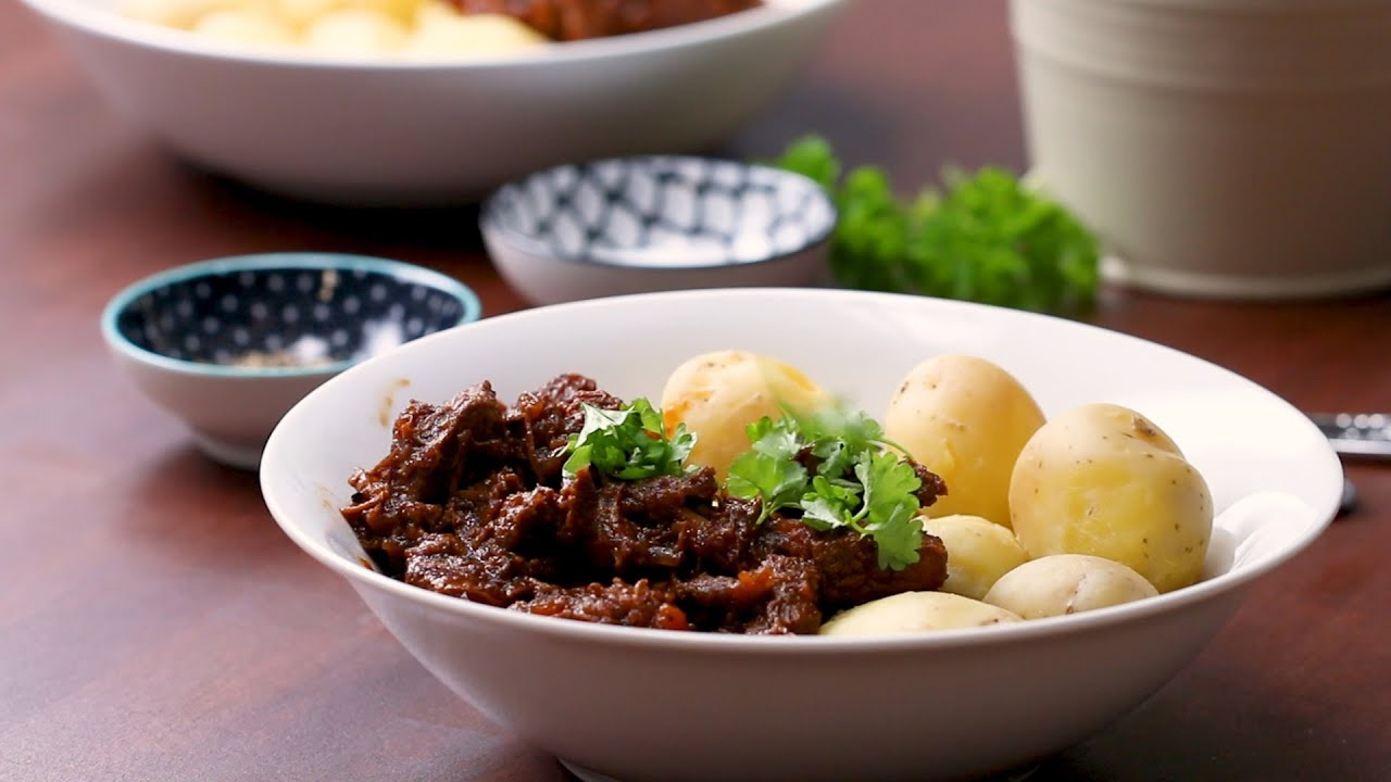 Beef Beer Goulash Youtube