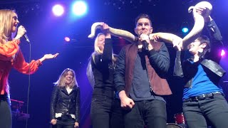 Rachel Platten Gets Revenge On Andy Grammer With A Snake