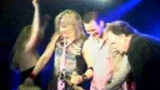 Metal Skool w/ Tony Romo and Mr. Belding