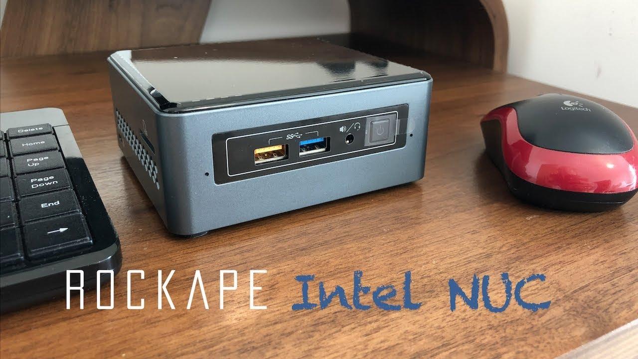 WTS] Mini PC: ASUS VivoMini / ROG   INTEL NUC