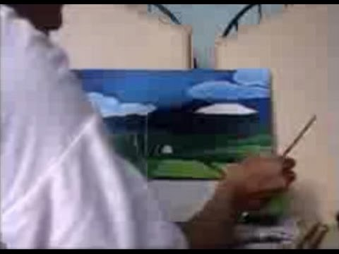 98+ cara lukisan pemandangan pantai menggunakan cat air Gratis Terbaru