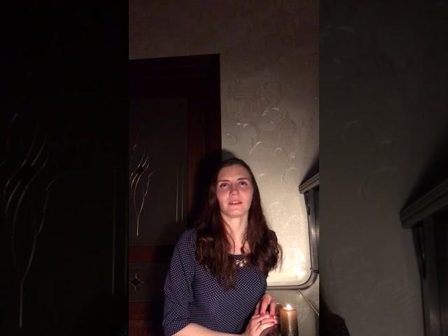 Анна Астахова читает произведение «Ночная прогулка» (Бунин Иван Алексеевич)