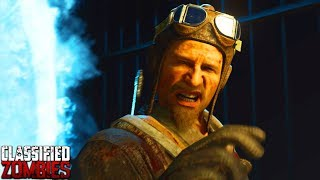 CLASSIFIED EASTER EGG ENDING CUTSCENE (No Cartoon Mode) (BLACK OPS 4 ZOMBIES EASTER EGG CUTSCENE)