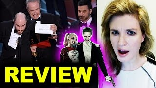 Oscars 2017 Review - Mistake aka Best Picture Fail, Suicide Squad