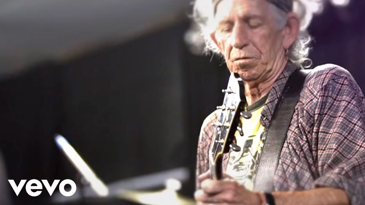 Keith Richards gives update on Rolling Stones' next album