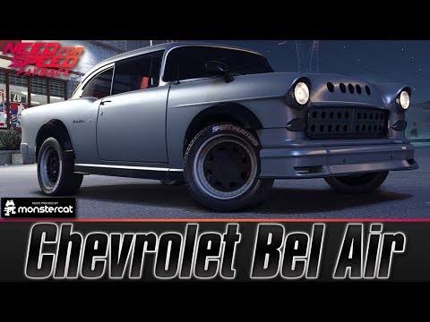 Need For Speed Payback: Chevrolet Bel Air | Derelict Guide (All Parts) [Episode #08]