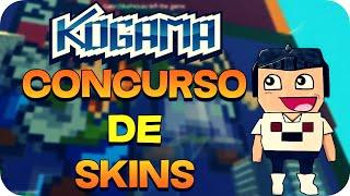 Kogama - Concurso de skins