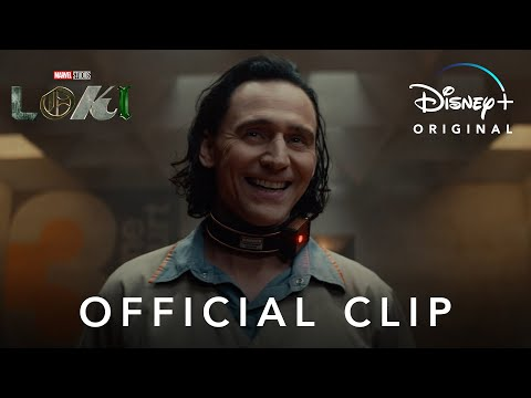 """How Do You Plead?"" Clip   Marvel Studios' Loki   Disney+"