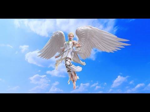 Малыш увидел ангелов
