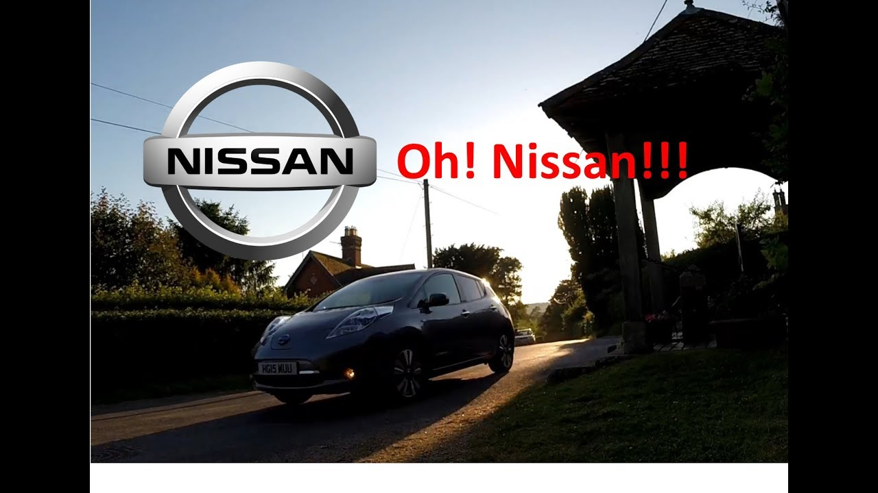 Nissan Customer Service, Leaf and Battery Health - YouTube