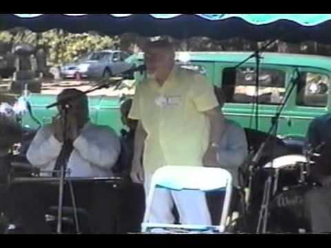 RANDY SANDKE & HIS NEW YORK ALL STAR'S AT BIX'S GRAVESITE MUSIC TRIBUTE JULY 29,1996