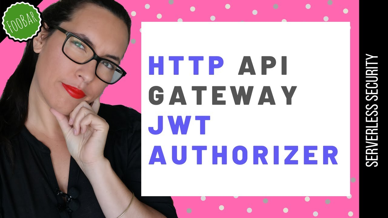 API Gateway HTTP JWT Authoriser with OAuth2 (eg. Auth0) | Serverless Security