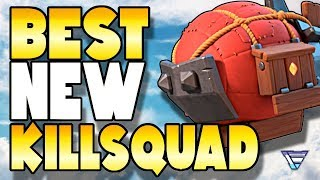 Is This The BEST NEW Killsquad | Clash of Clans