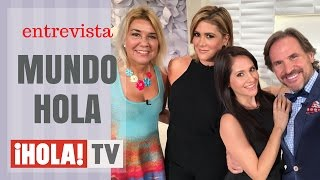 SILVANA ARIAS - Hola TV 2016