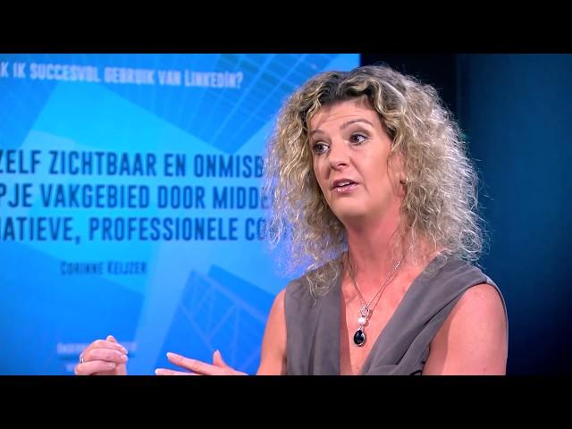 Ondernemers #2 van LinkedIn-expert Corinne Keijzer | 7 Ditches TV