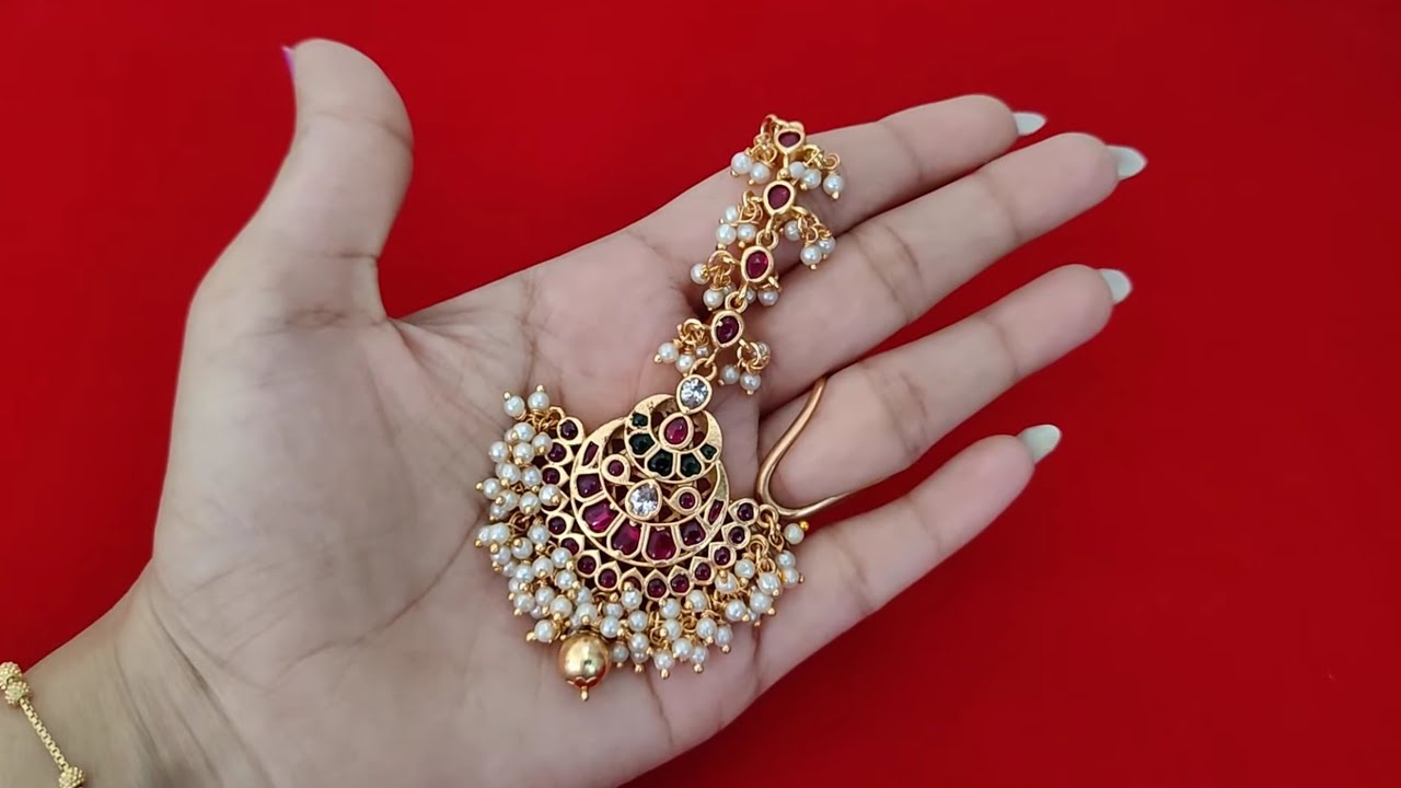 Bangles   Blackbeads   Puligoru Pendent   Mang tikka   Earrings   whatsapp @9381732736
