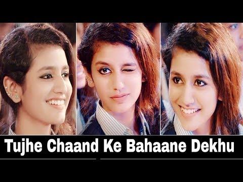 Ude Jab Jab Zulfen Teri ft. Priya Prakash Varrier   New Romantic Song   Oru Adaar Love   Viral Girl