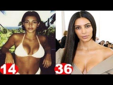 Kim Kardashian Früher