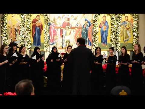 Archdiocesan Byzantine Choir Concert 2016: A Byzantine Christmas Brookville, NY